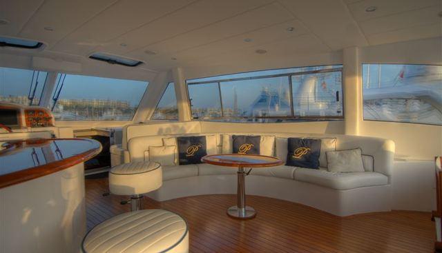 Crazy Love Charter Yacht - 5
