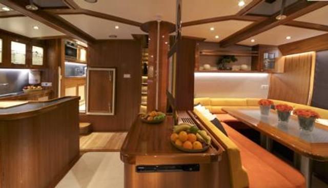 Lady Thuraya Charter Yacht - 6