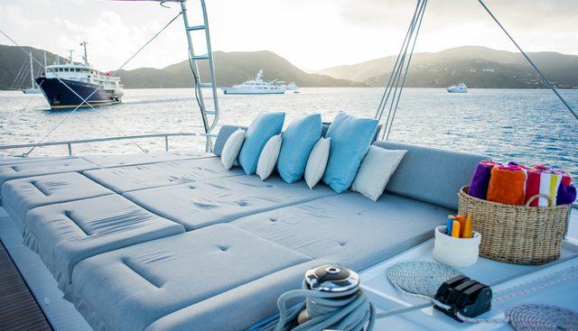 Lotus Charter Yacht - 3