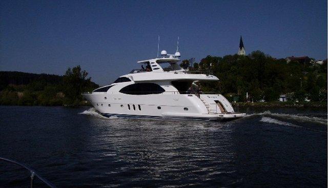 Haigan Charter Yacht - 3
