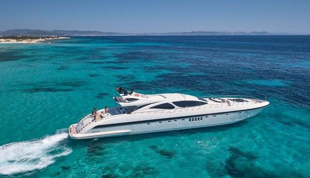 Shane Charter Yacht