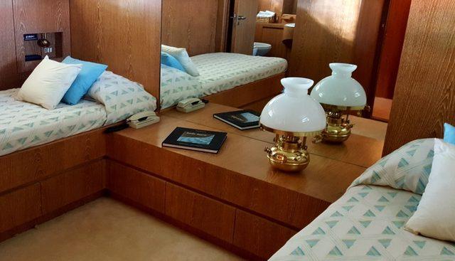 Claramaria Charter Yacht - 5