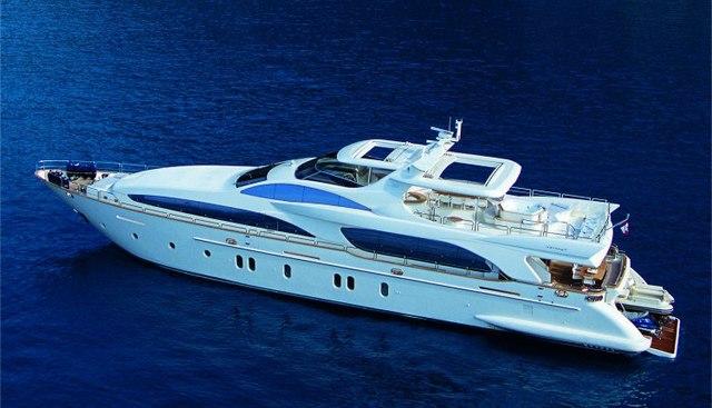 TV Charter Yacht
