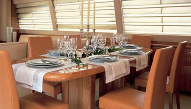 Chi 5 Charter Yacht - 6
