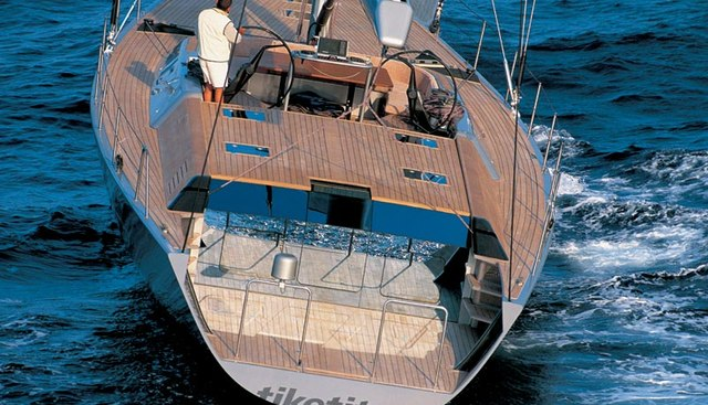 Tiketitan Charter Yacht - 2