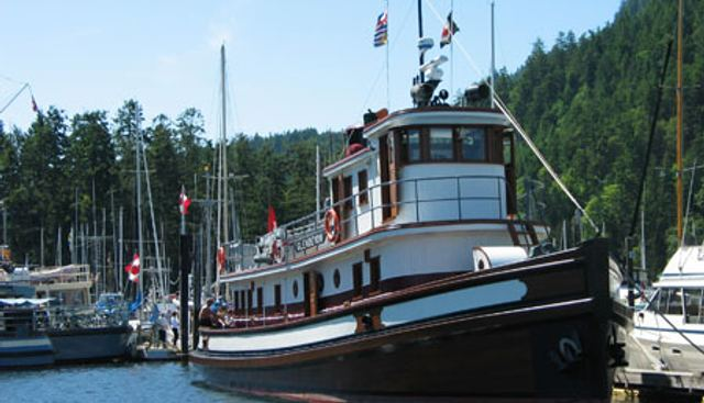 Glendevon Charter Yacht - 2