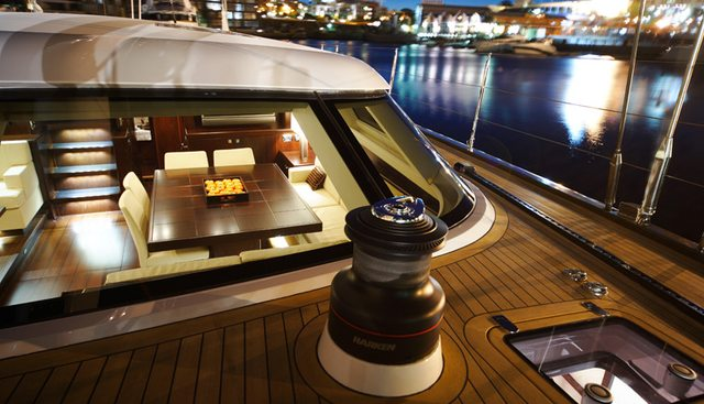 Far and Wide Charter Yacht - 4
