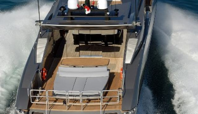 Pure Insanity Charter Yacht - 2