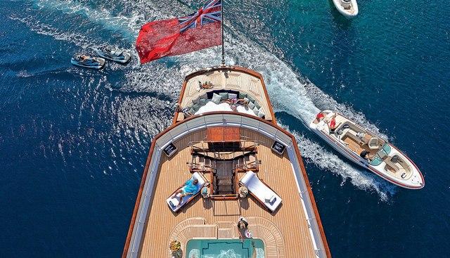 Talitha Charter Yacht - 2