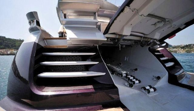 Baia 100 Charter Yacht - 2