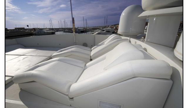 Heaven Charter Yacht - 3