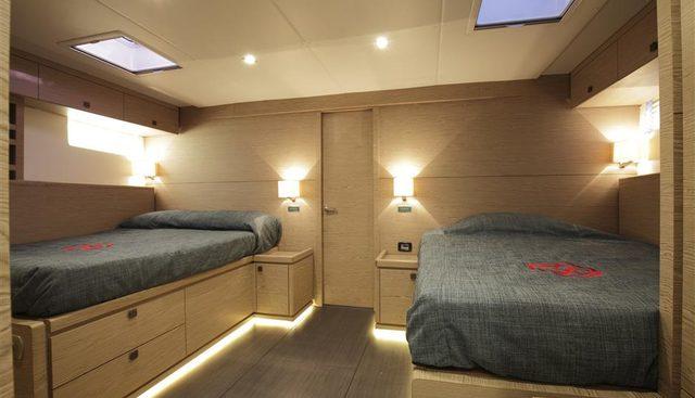 Nakupenda Charter Yacht - 8