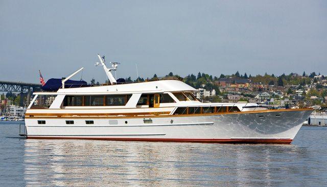 Accord Charter Yacht