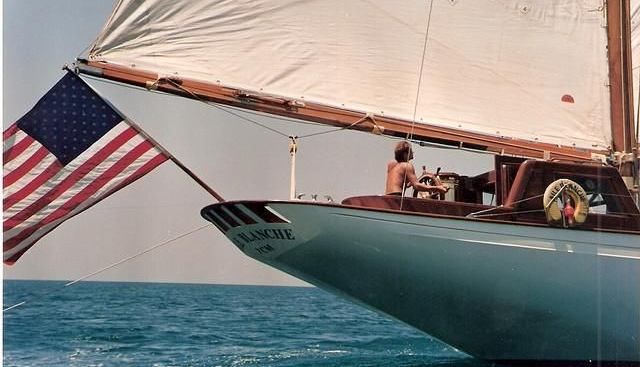 Aile Blanche Charter Yacht - 5