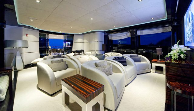 Seven S Charter Yacht - 8