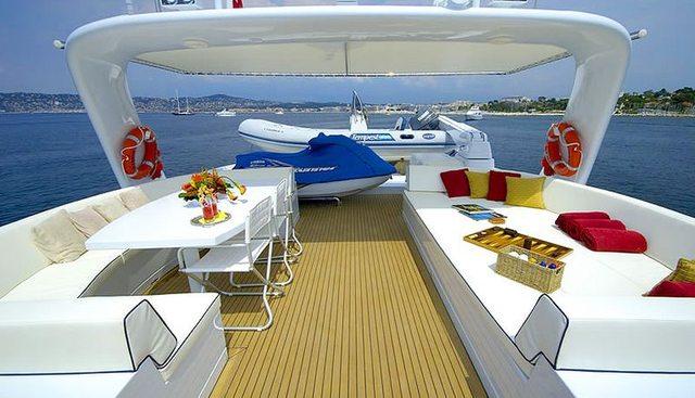 Mabruk II Charter Yacht - 3
