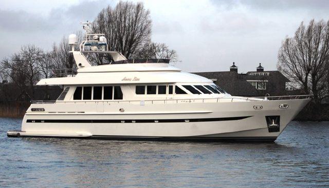 Mona Lisa Charter Yacht - 3