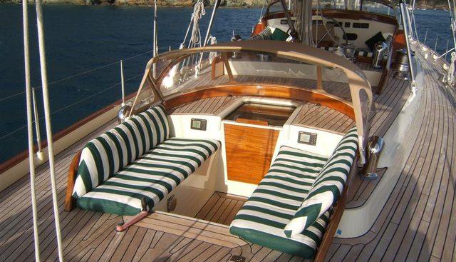 Carmella Charter Yacht - 5