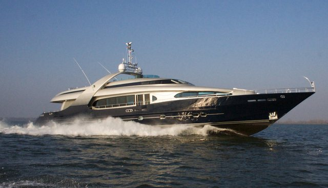 One Blue Charter Yacht