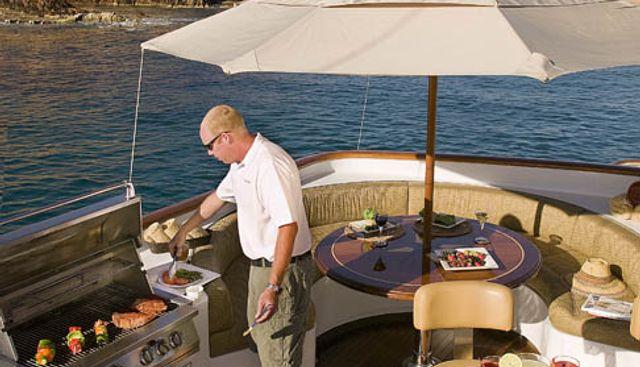 El Duende Charter Yacht - 4