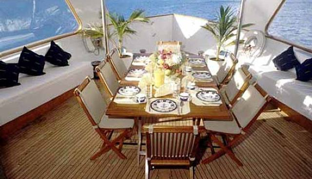Nataly Charter Yacht - 4