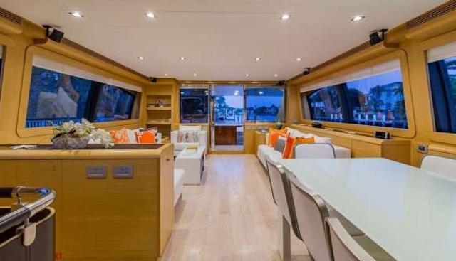 Golden Belle Charter Yacht - 3