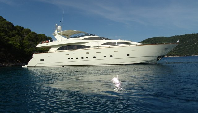 Happy Spirit Charter Yacht