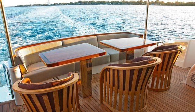 Hatteras 80 Charter Yacht - 8