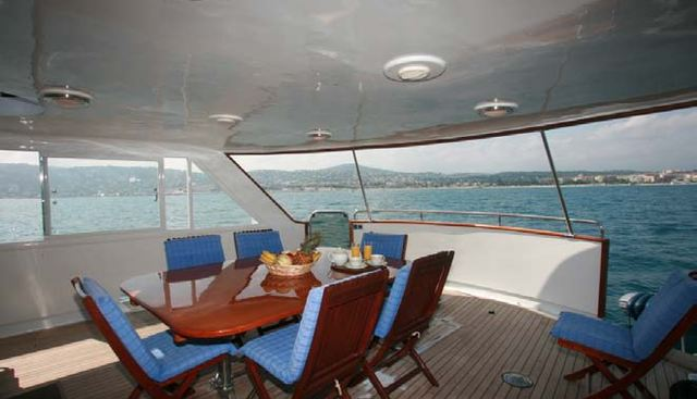 Lady Roxanne Charter Yacht - 7
