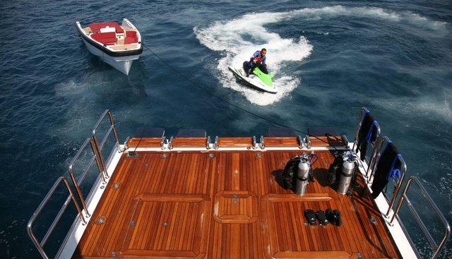 Ambrosia Charter Yacht