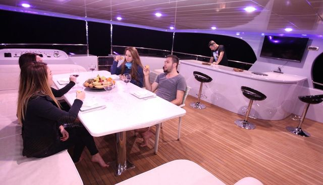 Simay F Charter Yacht - 5
