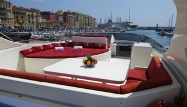 Antalex Charter Yacht - 3