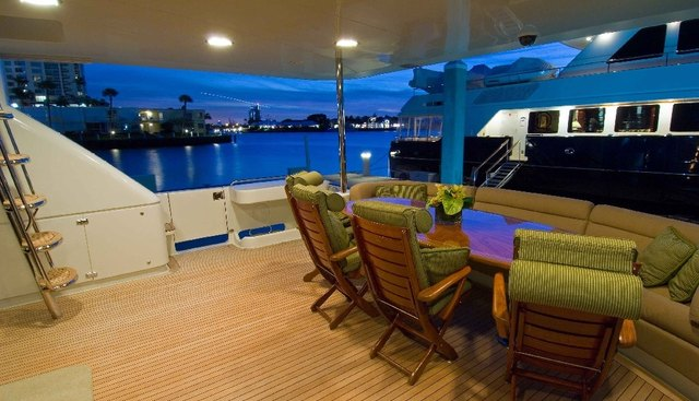 Suzanne Charter Yacht - 3