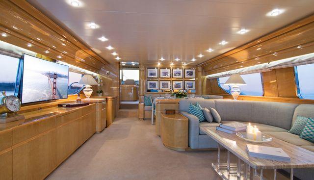 Aetos E Charter Yacht - 7