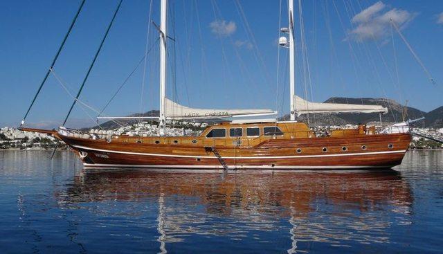Lady Christa Charter Yacht