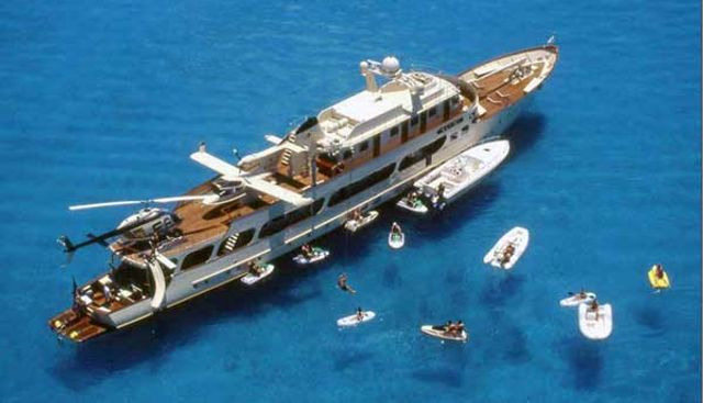 Nadine Charter Yacht - 2