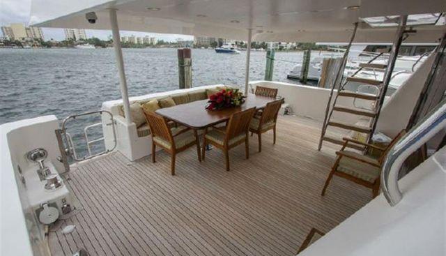 Tau Charter Yacht - 6