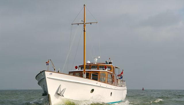 Atalanta J Charter Yacht - 3