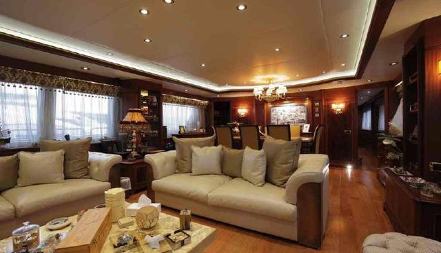Al Bouchra Charter Yacht - 7