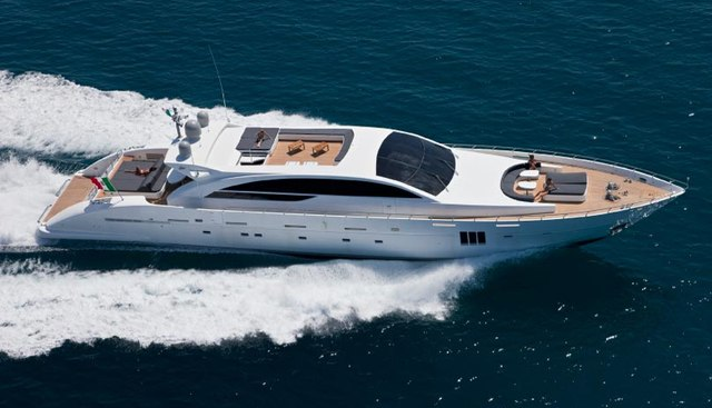 One O One Charter Yacht