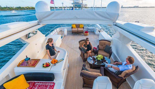 Kavita Charter Yacht - 2