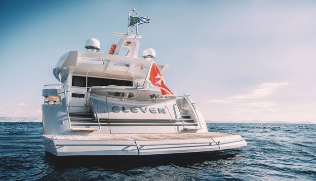 Eleven I Charter Yacht - 5
