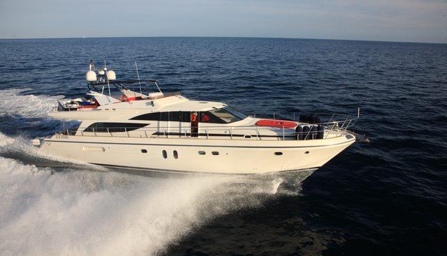 Jina I Charter Yacht - 2