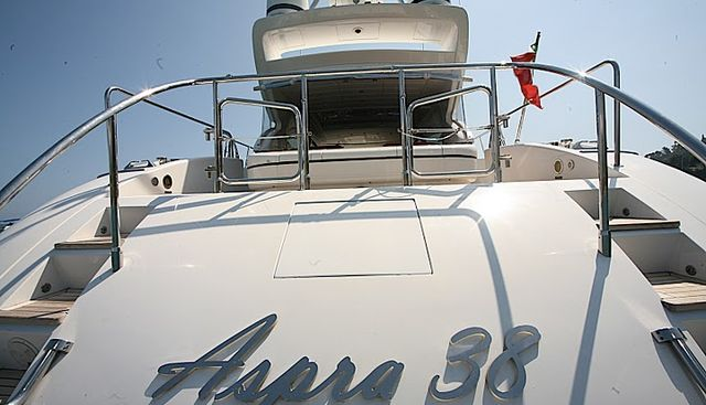 Aspra 38 Charter Yacht - 5