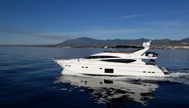 Moondancer Charter Yacht