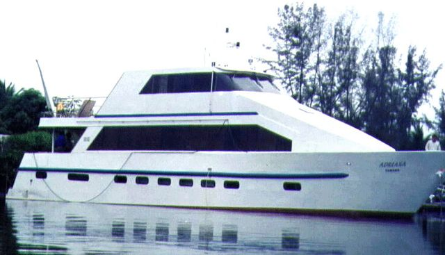 Adriana Charter Yacht