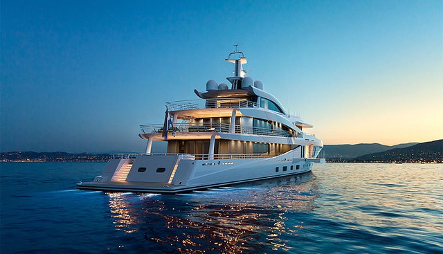 Amels 200/01 Charter Yacht - 3