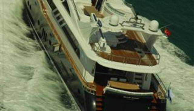 Giant 100 Motor Yacht 2009 Charter Yacht - 4
