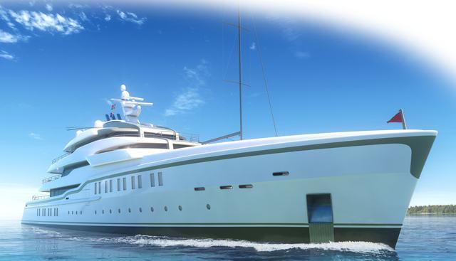 CRN 86 Charter Yacht - 2