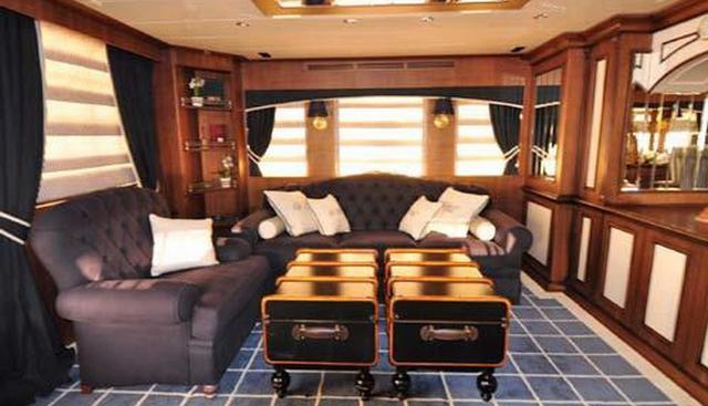 Unlimited 88 Charter Yacht - 2